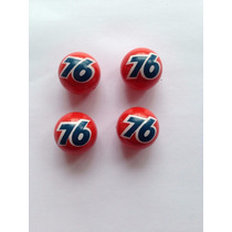 Bico De Pneu Personalizados Bola 76