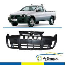 Parachoque Diant. Fiat Strada Adventure 04 Até 08 Original