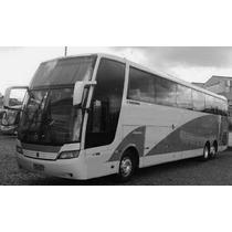 Ônibus Busscar Jum Buss 380 - Trucado - Ano 2008
