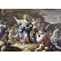 Poster (46 X 61 Cm) The Song Of The Prophetess Luca Giordano