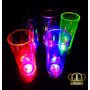 Copo De Led Long Drink 350ml (kit C/ 10 Unidades)