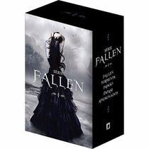Box Série Fallen (5 Livros) - Lauren Kate - Novo E Lacrado