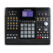 Akai Mpc 5000 Com Brinde Compact Flash 4gb