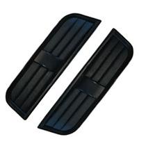 _entrada De Ar Calibra/ Captiva/ Chevette/ Cobalt Kit 2pçs