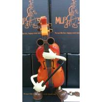 Violoncello Dancarino Musical - Kit Com 10 Pecas
