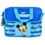 Bolsa Maternidade Basic Com Trocador Baby Go Mickey (2462)