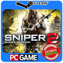 Sniper: Ghost Warrior 2 Pc Steam Cd-key Global
