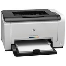 Impressora Laserjet Color Pro Cp1025 Cf346a-696 Hp®