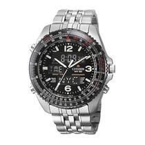 Relógio Citizen Jq8005-56e Promaster Wingman Em 12x S/juros
