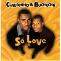 Funk Hip Hop Black Dance Pop Cd Claudinho Buchecha Raridade