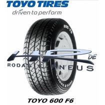 Pneu Toyo 600f6 235/60/15 Tras, Opala Caravan