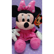 Minnie Rosa Fofa Disney