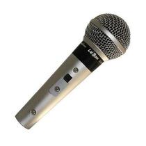 Microfone Leson Sm58 P4 A/b C/ Cabo
