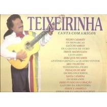 Vinil (lp) - Teixeirinha - Canta Com Amigos - 1994 - Encarte