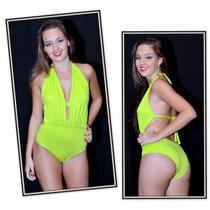 Maiô Miss Com Bojo Guarujá Biquínis Ref.14309 Nova Coleção.