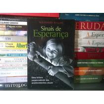 Livro Sinais De Esperança Alejandro Bullón - Dueto Livros -