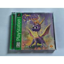 Spyro The Dragon Jogo Original Ps1 Ps3 Completo Americano