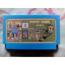 Earthbound Nes + 24 Jogos Nintendinho Famicom Fc Polystation