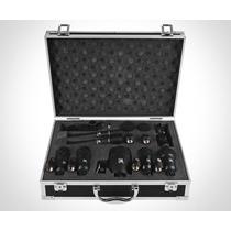 Microfone Para Bateria Tsi Dsm7 Kit C/ 7 Peças - 18759