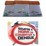 Kit 5 Telas Mosquiteira Protetora Insetos Janelas Dengue