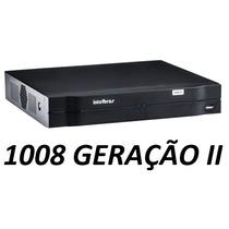 Gravador Intelbras 8 Canais Dvr Hdcvi 1008 Geração 2 Full Hd