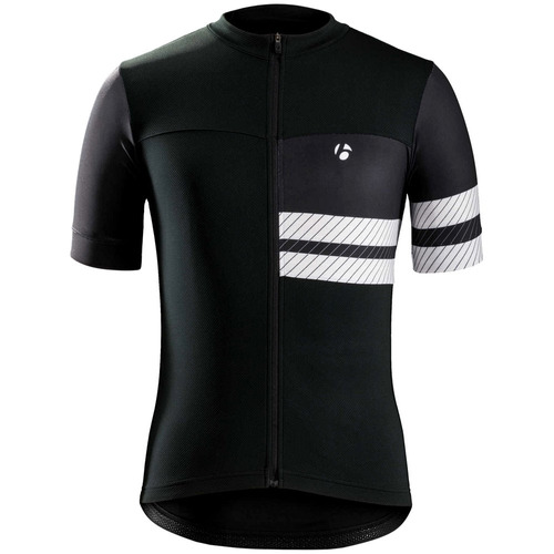 Camisa Bontrager Circuit Jersey Masculina Bike Preta Tam L