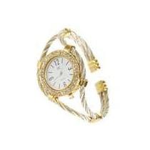 Relógio De Pulso Feminino Tipo Bracelete Diversos Modelos