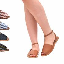 Sandalia Moda Avarca Feminina Rasteira E Rasteirinha Barata