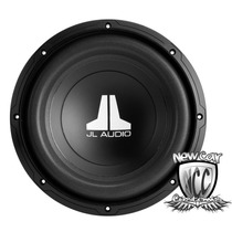 Sub Woofer Jl Audio 12 W0v3-4 300w Rms 12 Pol. + Brinde Rca
