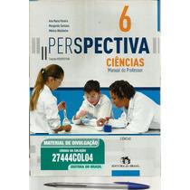 1014 Lvr- Livro 2012- Ciências- Perspectiva- 6º. Ano