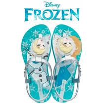 Sandália Ipanema Frozen Infantil Elsa - 25987