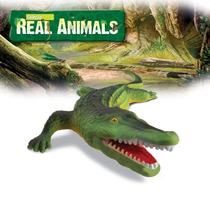 Real Animals Jacaré 514 - Bee Toys