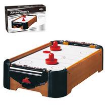 Mesa Air Game Jogo Aero Hockey Em Madeira Grande (51x31x10)