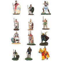 Miniatura Soldados Romanos Guerreiros Miticos Unitário