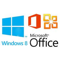 Windows 8.1 Pro 32/64 Bit Fpp+box Office Home &business 2013