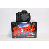 Câmera Digital Canon Eos T5i Corpo