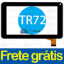 Tela Touch Tablet Cce Tr72 Motion Original - Pronta Entrega