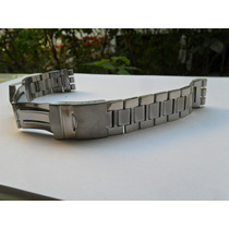 Pulseira De Metal Masculina Swatch