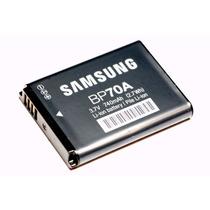 Bateria Samsung Bp70a Es65 Es70 St60 Pl120 Pl20 Tl110 Tl205