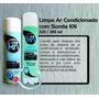 Higienizador Ar Condicionado Automotivo E Domiciliar