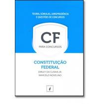 Constituição Federal Para Concursos - Cf - Teoria, Súmul