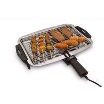 Churrasqueira Elétrica Chef Dellar - 10 Espetinhos - 127 V