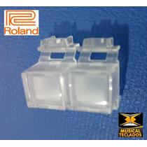 Par Knobs / Botões Painel Teclado Roland G70 Original Novo