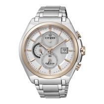 Relógio Citizen Eco Drive Tz0354-51a (titanium, Prateado, Ec