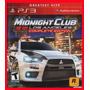 Midnight Club Los Angeles Complete Edition Ps3 Jogos Cod Psn