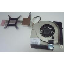 Cooler + Dissipador Notebook Hp Pavilion Dv6000 Série C:3026