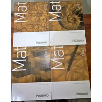 Livros Poliedro 2015 Matemática - Vestibular-medicina