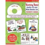 Teaching Tunes Cd With Mini-books Set Favorite Songs