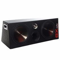 Caixa Selada Gx-audio 12600 Amplificador Híbrido 600w Pmpo