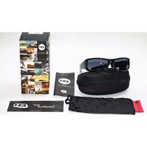 Óculos De Sol Hb V- Tronic Preto Brilhante ( Gloss Black)